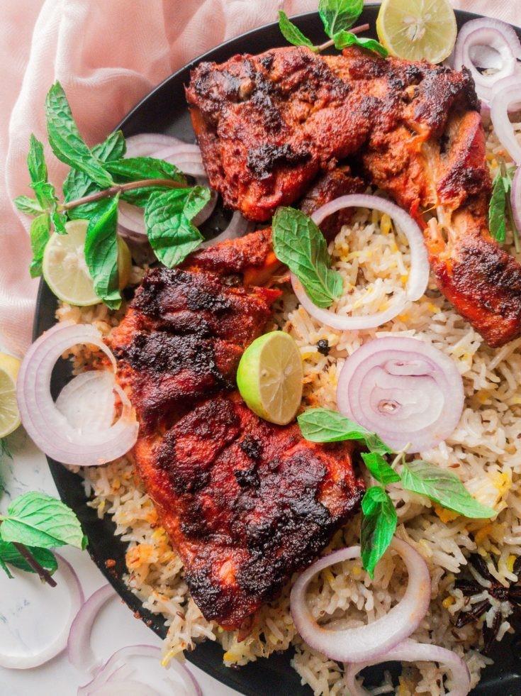 Best Desi food in carlton - Desi Chicken Tikah