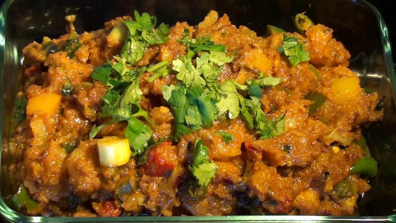 Best Desi food in carlton - Lahori Prawn Karhai