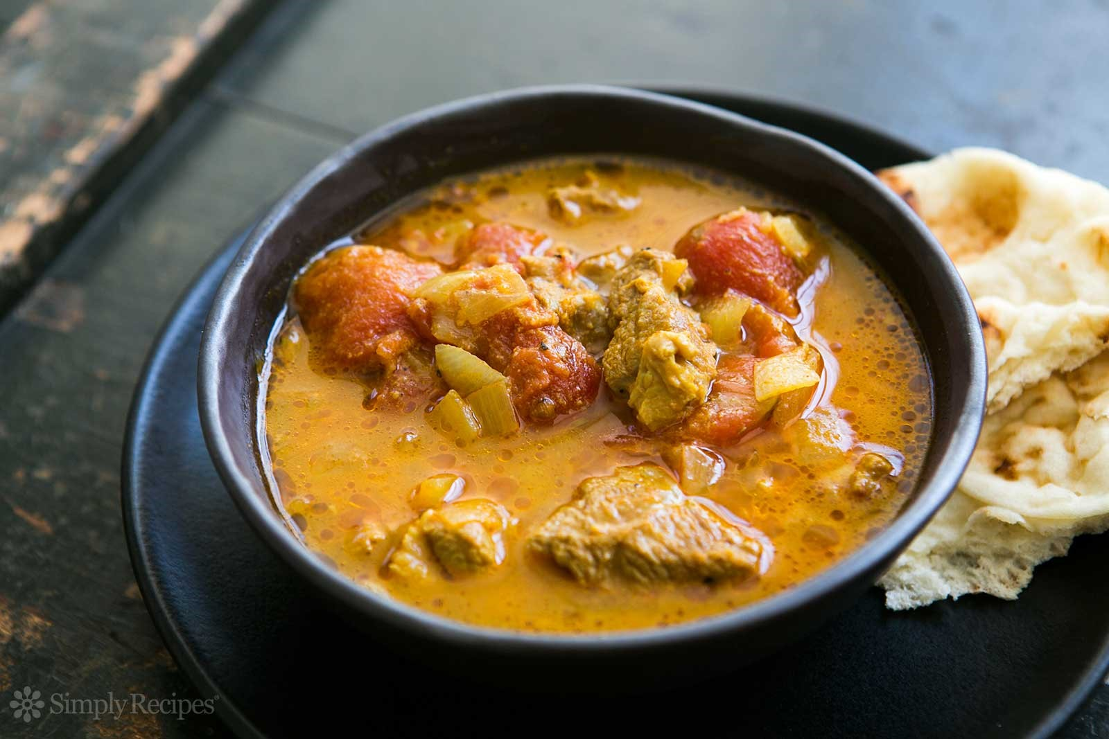 Best Halal restaurant in Melbourne - Carlton - The savory Lamb Korma Curry